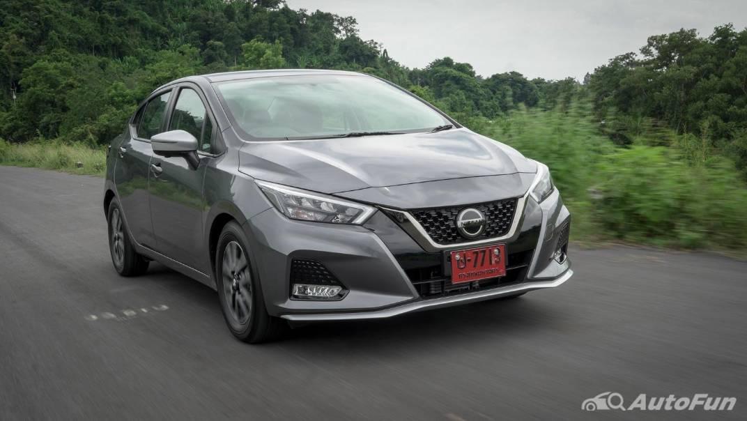 2021 Nissan Almera 1.0L Turbo V Sportech CVT Exterior 025