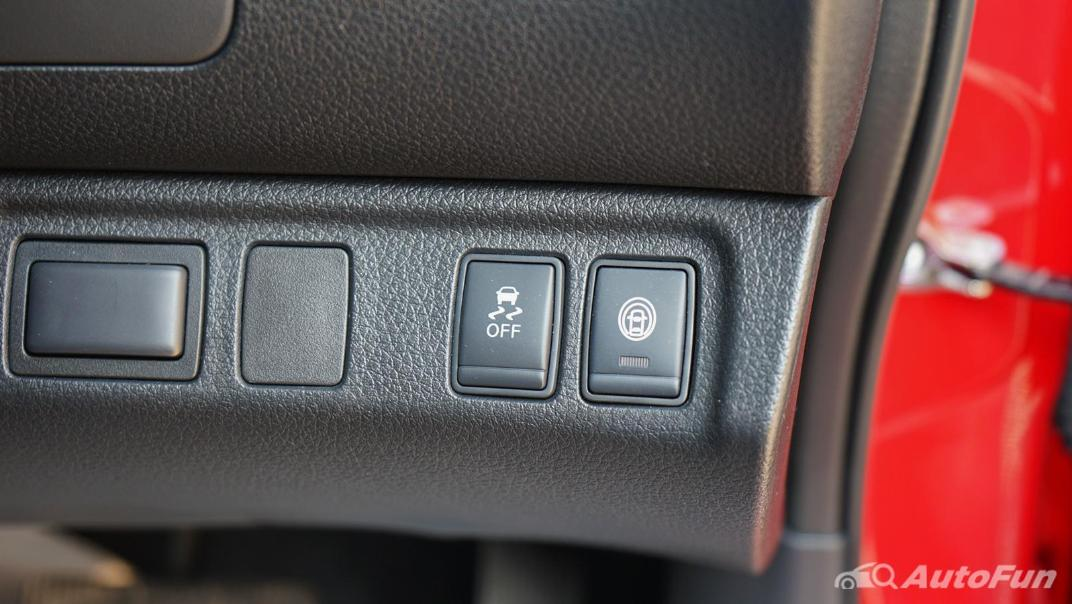 2021 Nissan Navara PRO-4X Interior 027
