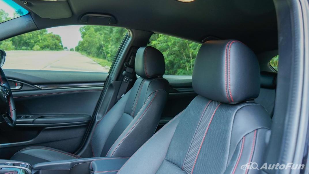2020 Honda Civic 1.5 Turbo RS Interior 101