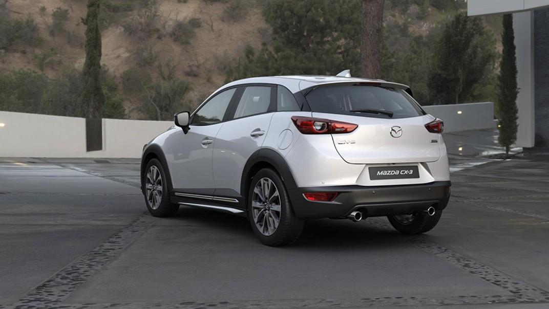 Mazda CX-3 2020 Exterior 008