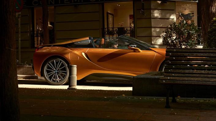 BMW I8-Roadster 2020 Exterior 006