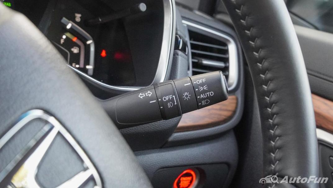 2020 1.6 Honda CR-V DT-EL 4WD Interior 009