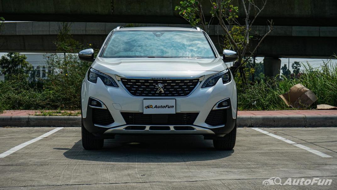 2020 Peugeot 5008 1.6 Allure Exterior 002