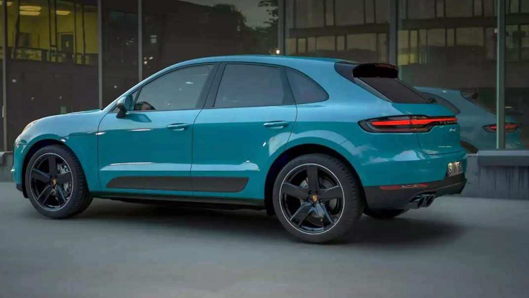 Porsche Macan Public 2020 Exterior 006