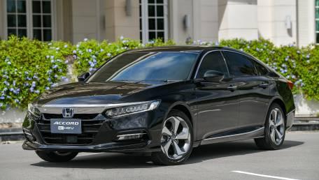2021 Honda Accord 2.0L e:HEV Tech ราคารถ, รีวิว, สเปค, รูปภาพรถในประเทศไทย | AutoFun