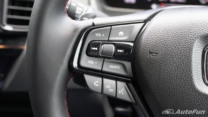 2021 Honda City Hatchback e:HEV RS Interior 005