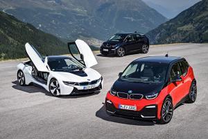 BMW และ MINI เดินหน้าขยายไลน์รถยนต์ไฟฟ้าให้รถยนต์นั่งและครอสโอเวอร์ 4 รุ่นภายใน 2 ปี