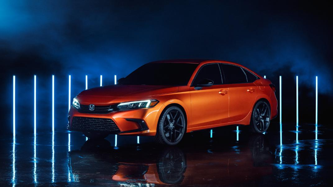 2021 Honda Civic International Version Exterior 013