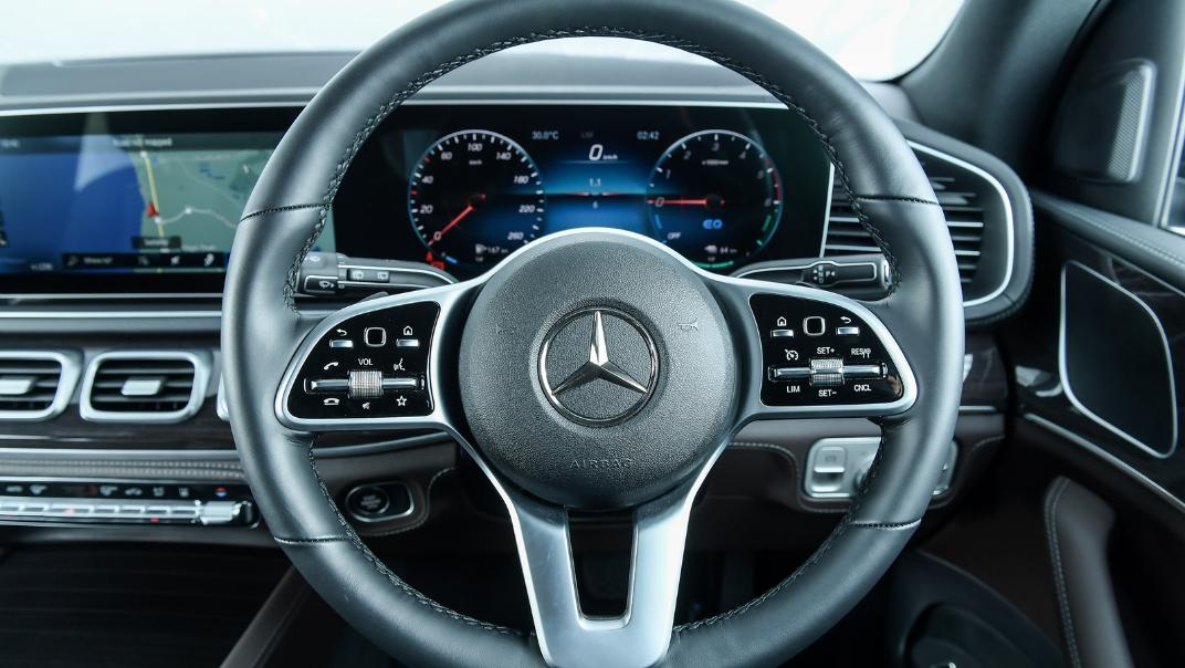 2021 Mercedes-Benz GLE-Class 350 de 4MATIC Exclusive Interior 033