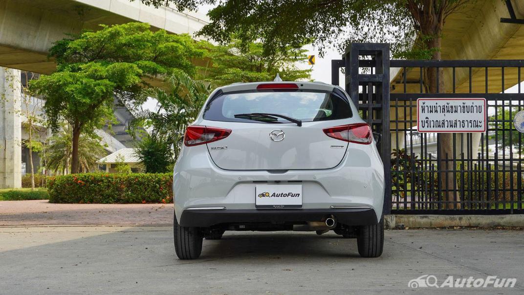 2020 Mazda 2 Hatchback 1.5 XDL Sports Exterior 006