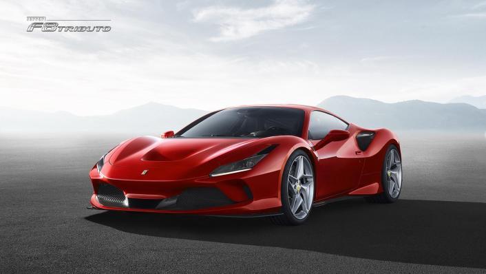 2020 Ferrari F8 Tributo 3.9 V8 Exterior 005
