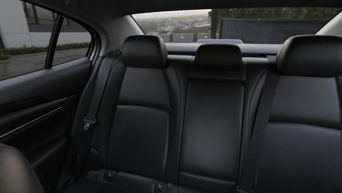 Mazda 3 Sedan 2020 Interior 008