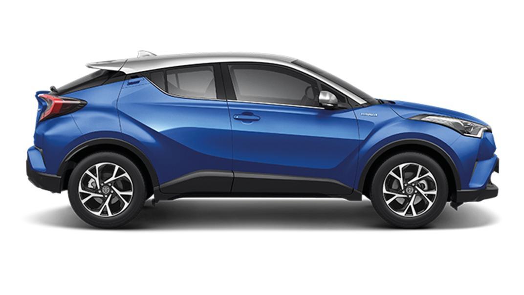 2021 Toyota C-HR Hybrid Premium Safety Exterior 024