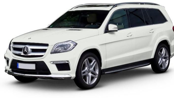 Mercedes-Benz GL-Class 2020 Exterior 001