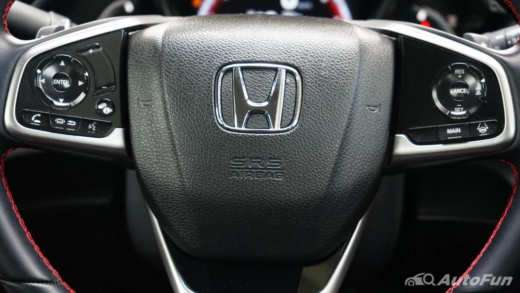 2020 Honda Civic 1.5 Turbo RS Interior 003