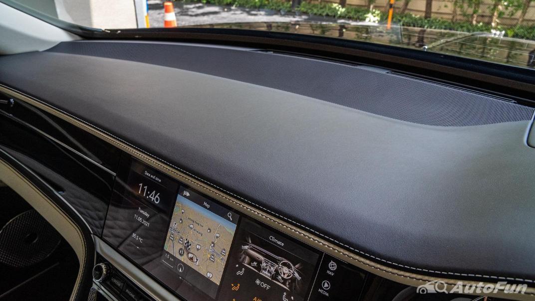 2020 Bentley Flying Spur 6.0L W12 Interior 011