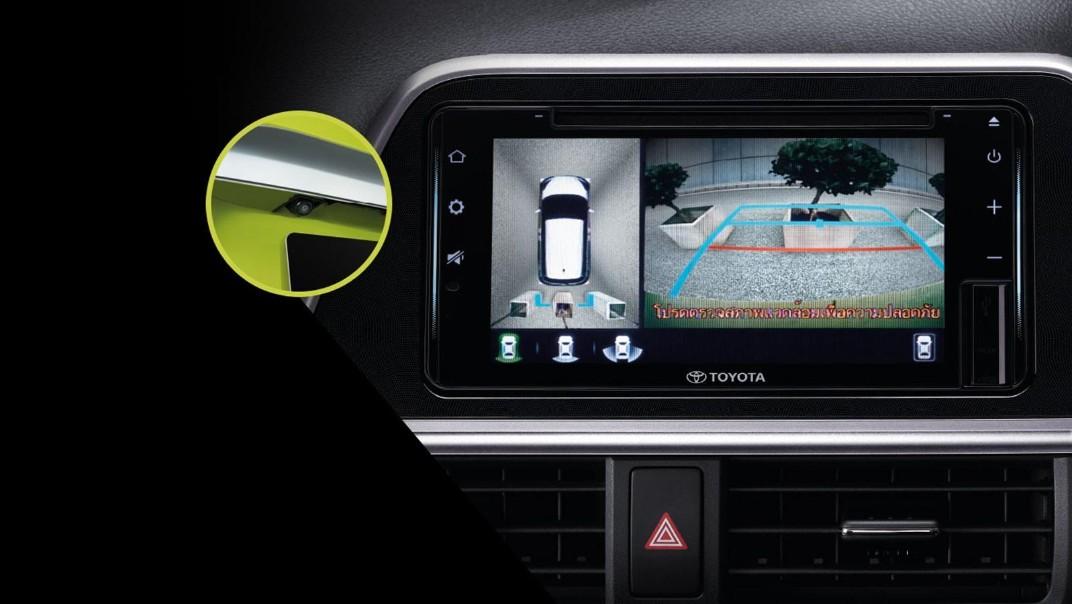 Toyota Sienta 2020 Interior 010