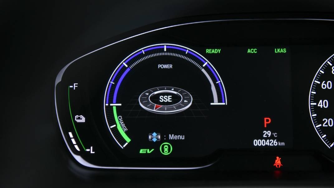 2021 Honda Accord 2.0L e:HEV EL+ Interior 024