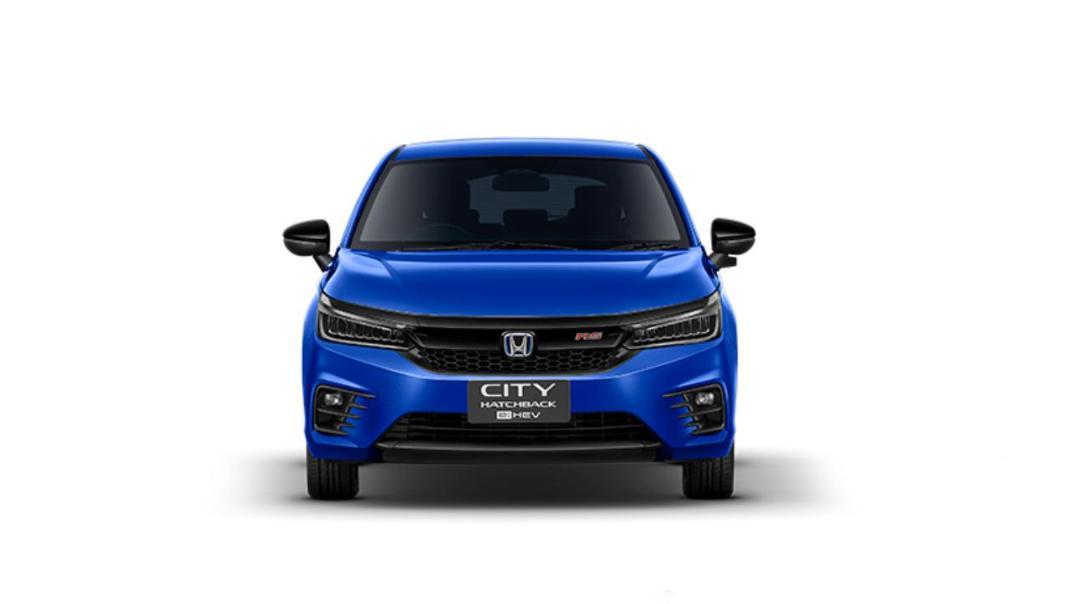 2021 Honda City Hatchback e:HEV RS Exterior 072