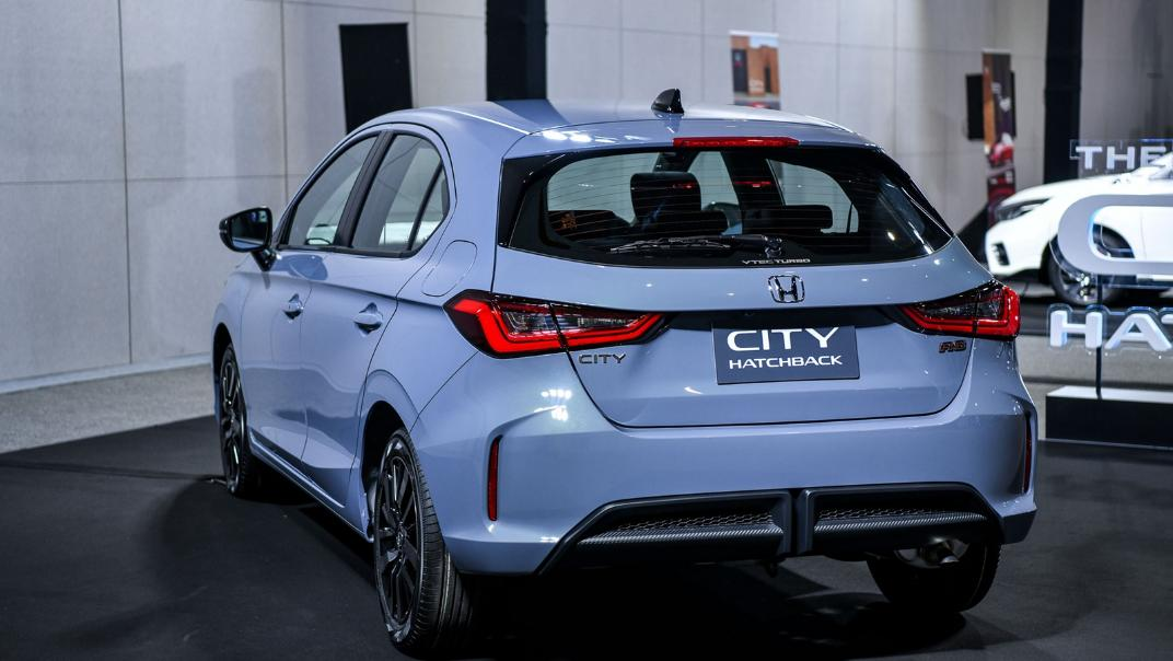 2021 Honda City Hatchback 1.0 Turbo RS Exterior 006