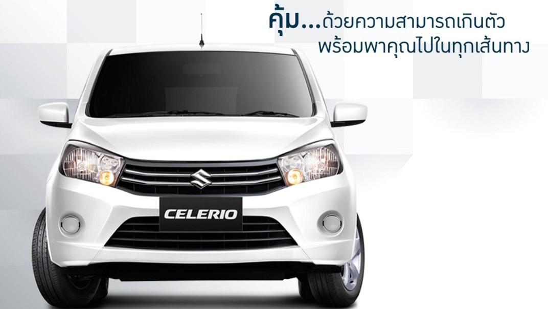 Suzuki Celerio Public 2020 Exterior 011