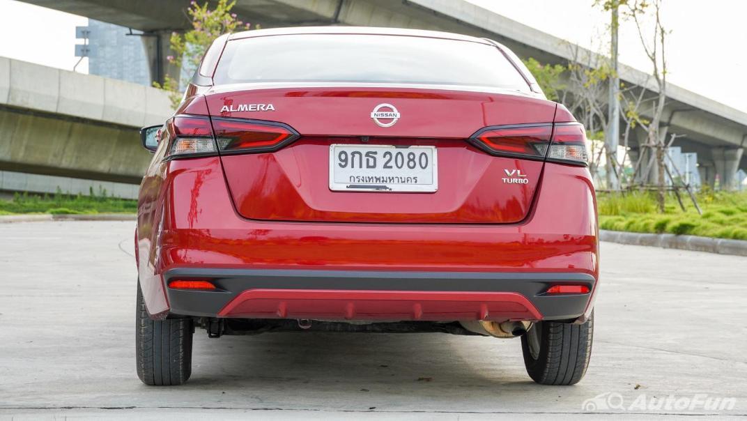 2020 Nissan Almera 1.0 Turbo VL CVT Exterior 006