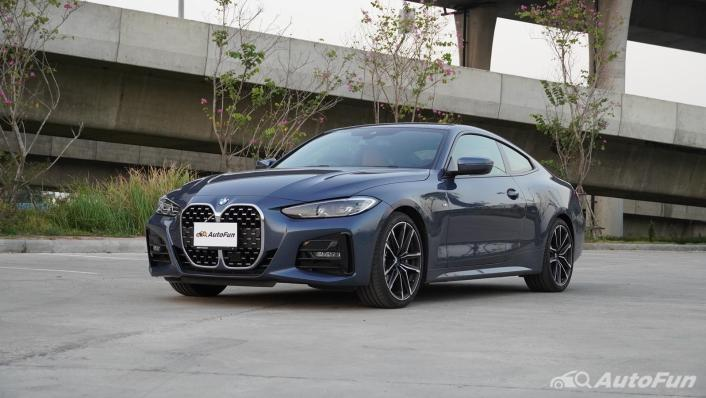 2020 BMW 4 Series Coupe 2.0 430i M Sport Exterior 001