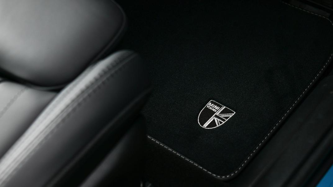 2021 MNI 3-Door Hatch Cooper S Interior 072