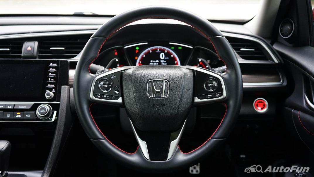 2020 Honda Civic 1.5 Turbo RS Interior 002
