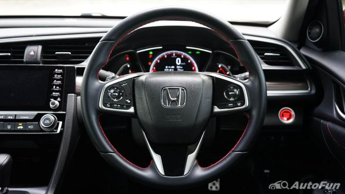 2020 1.5 Honda Civic Turbo RS Interior 002