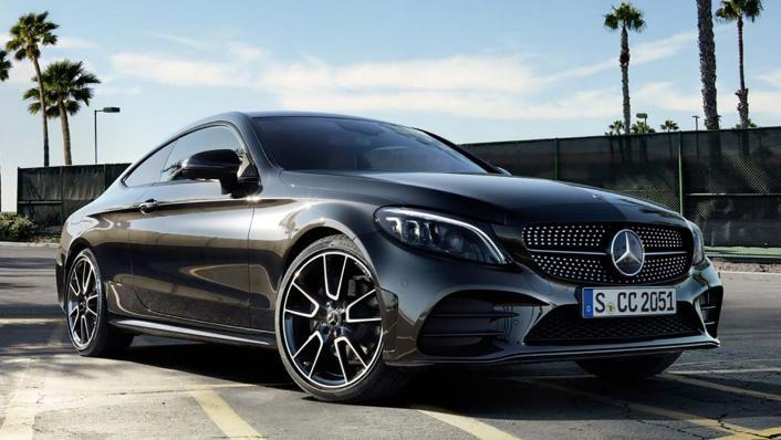 Mercedes-Benz C-Class Coupe 2020 Exterior 002