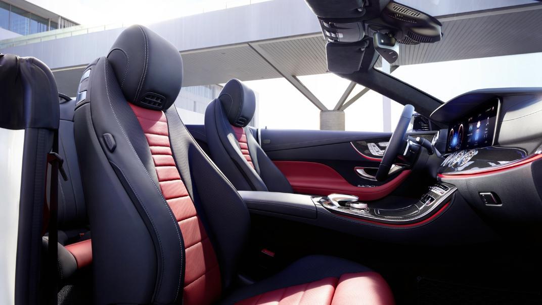 2021 Mercedes-Benz E-Class Cabriolet E 200 AMG Dynamic Interior 002