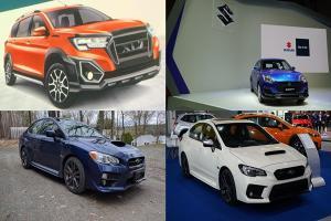 แบงค์บอกต่อ Suzuki ข้อเสนอพิเศษกับ Subaru WRX ล้อตสุดท้ายลดสูงสุด 300,000 บาท