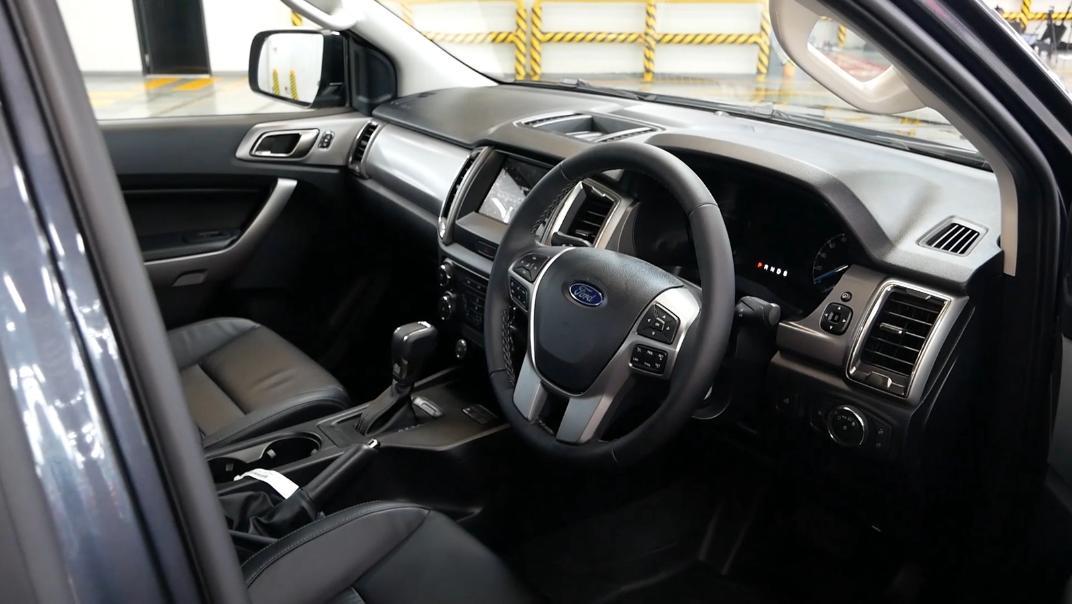 2021 Ford Ranger XLT Interior 001