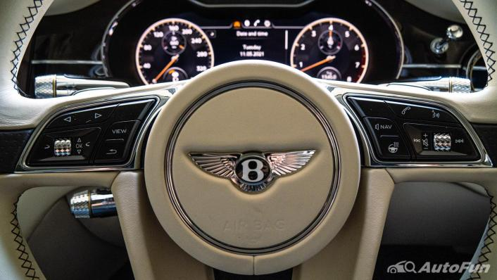 2020 Bentley Flying Spur 6.0L W12 Interior 007