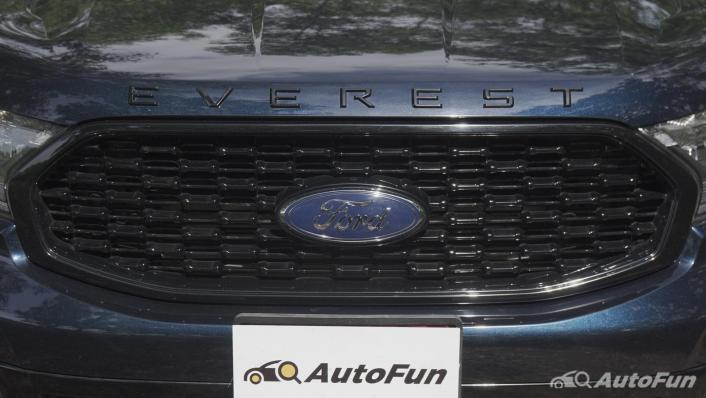 2021 Ford Everest 2.0L Turbo Titanium 4x2 10AT - SPORT Exterior 009
