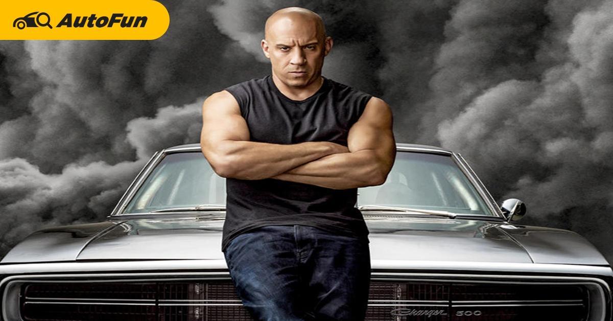 ลองทายกันดู ว่าพี่ Vin Diesel แห่ง Fast & Furious เขาพังรถไปกี่คันแล้วทั้งแฟรนไชส์ 01