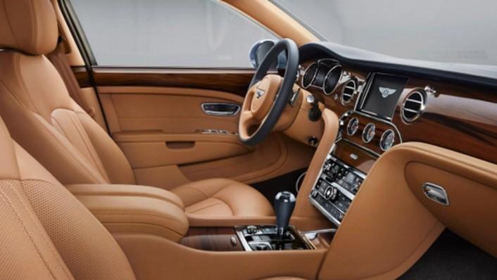 Bentley Mulsanne Public 2020 Interior 003