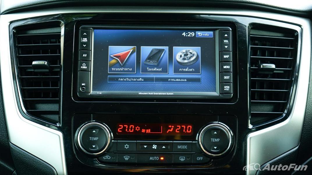 2020 Mitsubishi Triton Double Cab 4WD 2.4 GT Premium 6AT Interior 018