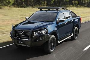 Mazda นำเสนอชุดแต่งรถกระบะ 2021 Mazda BT-50 มากกว่า 100 รายการ