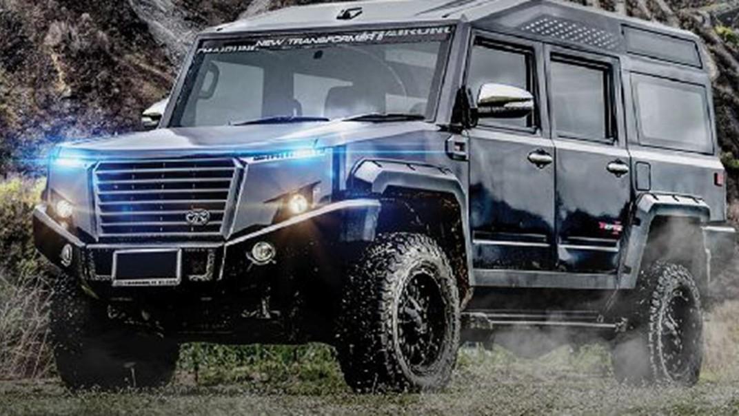 Thairung TR Transformer II 7 Seater 2020 Exterior 014