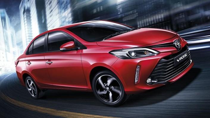 Toyota Vios 2020 Exterior 002