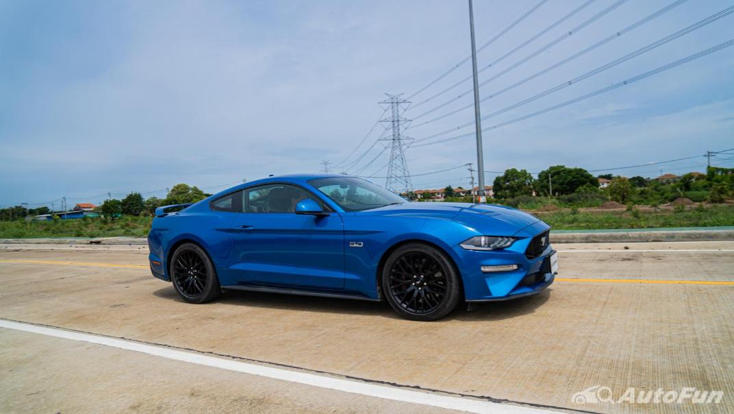2020 Ford Mustang 5.0L GT Exterior 047