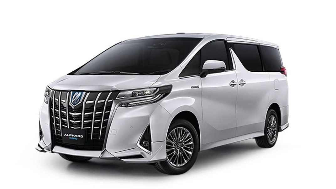 Toyota Alphard 2020 Others 004