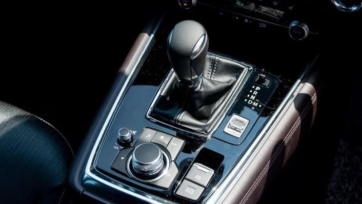 Mazda CX-8 Public 2020 Interior 007