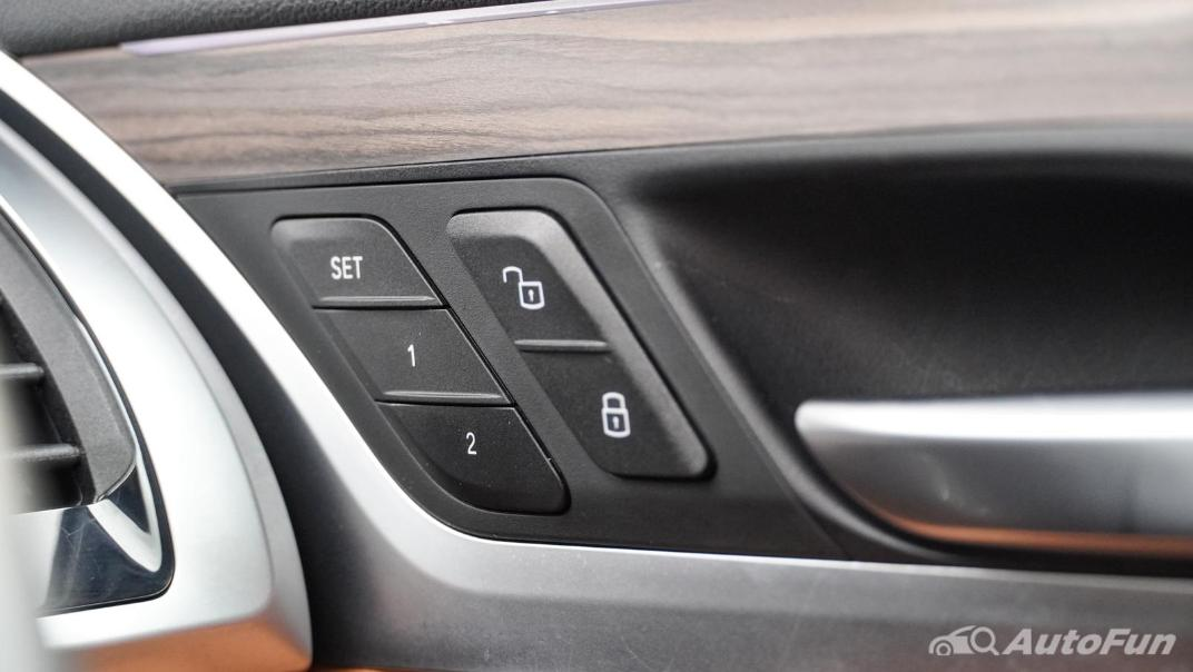 2020 BMW X3 2.0 xDrive20d M Sport Interior 043