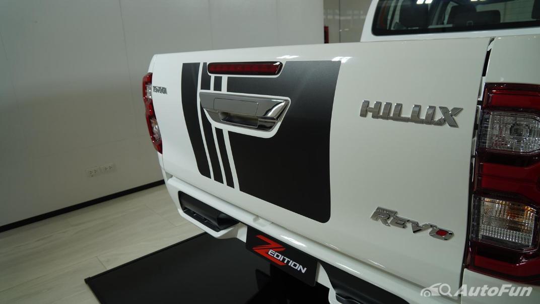 2021 Toyota Hilux Revo Double Cab Z Edition Exterior 009