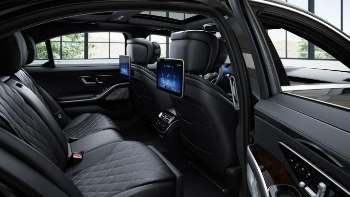 2021 Mercedes-Benz S-Class S 350 d Exclusive Interior 009