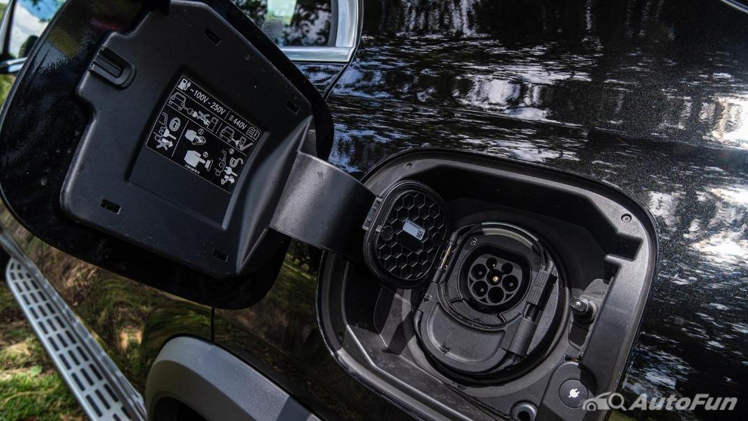 2021 Mercedes-Benz GLE-Class 350 de 4MATIC Exclusive Exterior 030