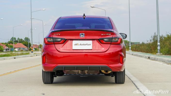 2021 Honda City e:HEV RS Exterior 006